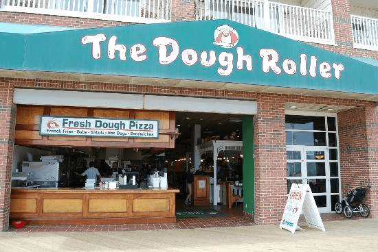 The Dough Roller on 3rd st