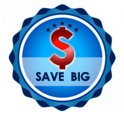 Save Big logo