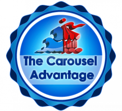 The Carousel Advantage logo